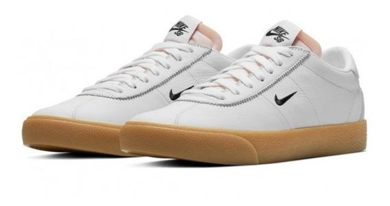 Zapatillas Nike Sb Zoom Bruin Orange Label White Gum Blanco