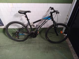 Bicicleta Btwin Rockrider 340 Black Edition