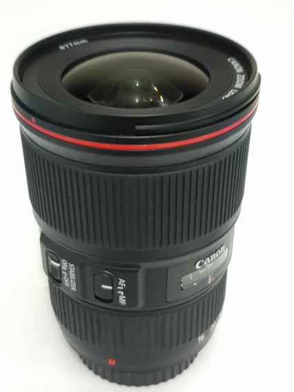 Objetivo Canon 16-35 F/4