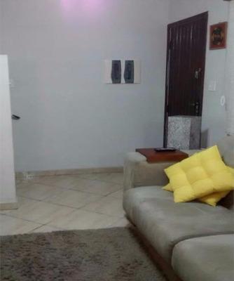 Casa Em Vila Voturua, São Vicente/sp De 72m² 2 Quartos À Venda Por R$ 250.000,00 - Ca221520