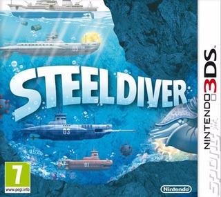 Steel Diver Nintendo 3ds Fenix Games Dx