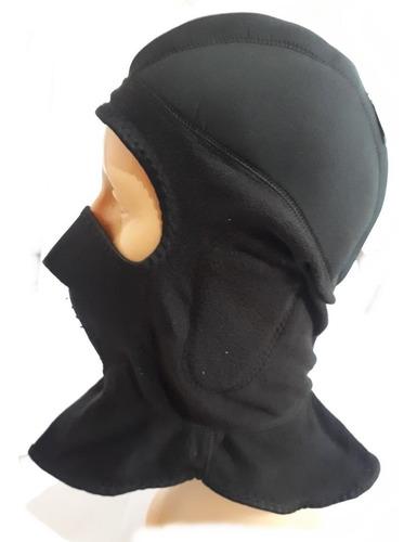 Balaclava Máscara Neoprene Polar P/ Alto Invierno,motoristas