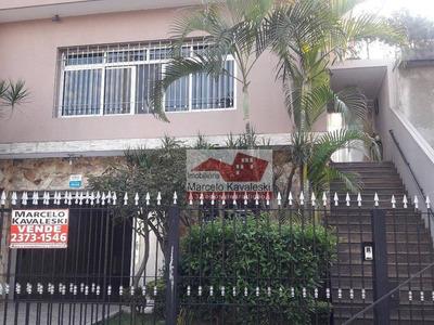 Casa Térrea Jd Da Glória- 8 Vagas- Quintal- Ac Permuta - Ca0629