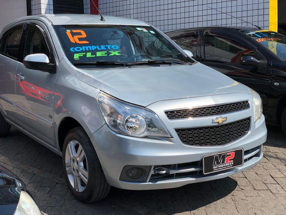 Chevrolet Agile 1.4 Ltz Ano 2012