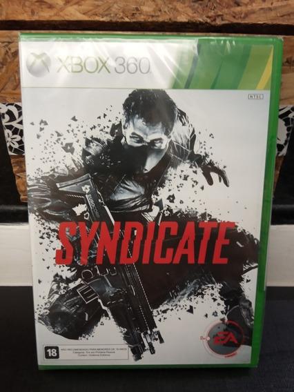 Syndicate Xbox One E Xbox 360