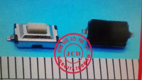 Interruptor De Toque 3 X 6 X 2.5 Mm 2 Pino Smd Kit C/10 Uni.