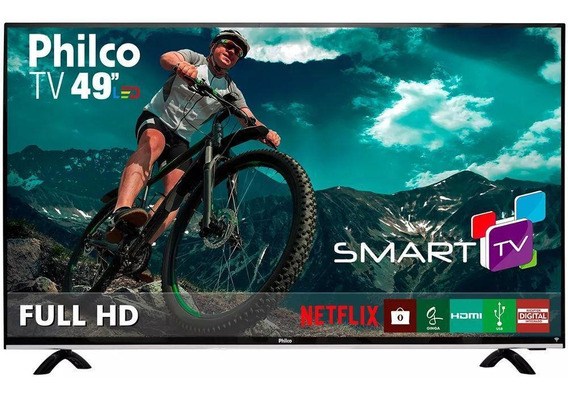 Smart Tv Philco 49 Led Full Hd Hdmi Usb