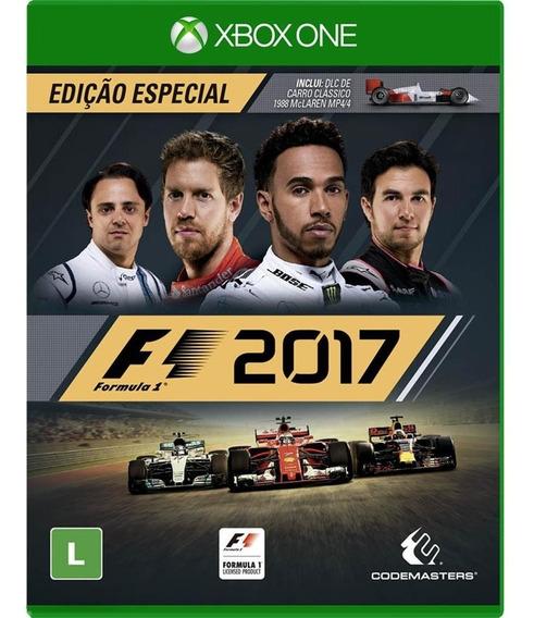 F1 2017 - Xbox One (conta Primárias Digital)