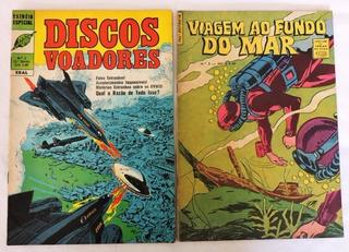 Revista Viagem Ao Fundo Do Mar. No.3. 1970.