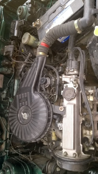 Chevrolet Sprint Motor Mono Punto 1995 5 Puertas Color Verde