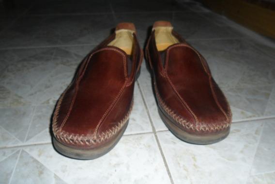 Zapatos Batistella Cuero Talle 40