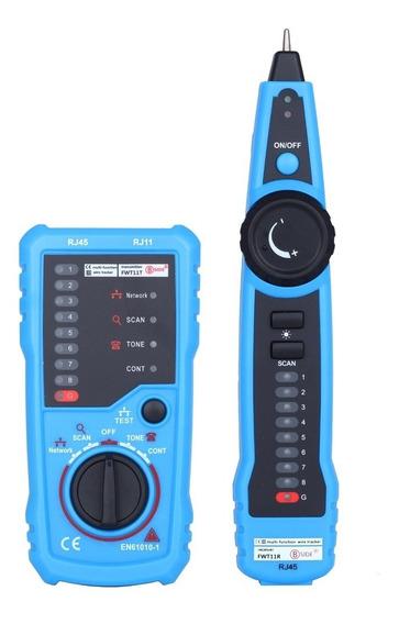Bside Fwt11 Handheld Rj45 Rj11 Rede Telefone Cabo Testador A
