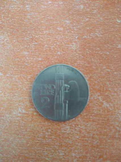 Moneda Italiana Vittorio Emanuelle Lll