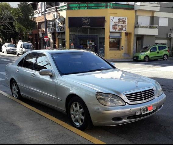 Mercedes-benz Clase S 3.2 S320 V6 1 2002