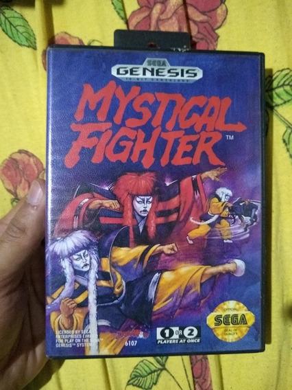Mystical Fighter Original Mega Drive