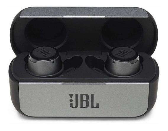 Fone de ouvido inalámbricos JBL Flow black