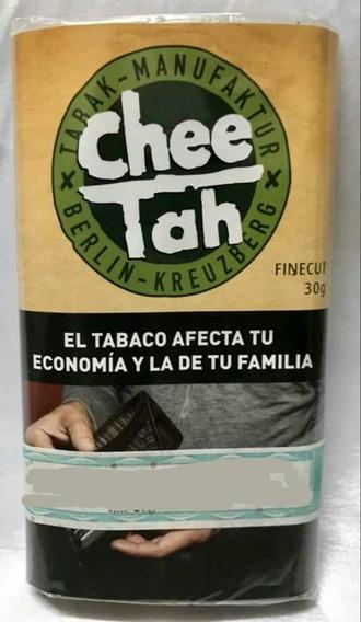 Tabaco Para Armar Cheetah Green 30g Armateuno