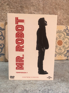 Serie Tv Mr. Robot Temporada 1 Dvd Original