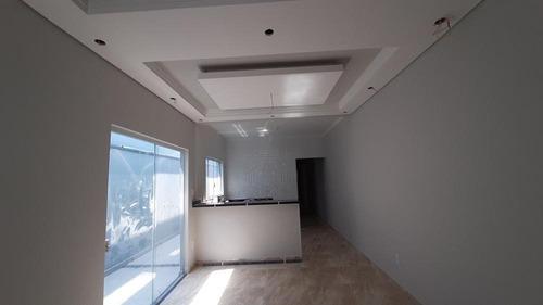 Imagem 1 de 23 de Casa Nova, Sumaré Sp, Nova Veneza, Próximo A Av Da Amizade, Ac Financiamento - Cs27364v