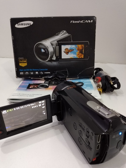 Filmadora Digital Samsung 65x + Câmera Kodak Sport Câmera