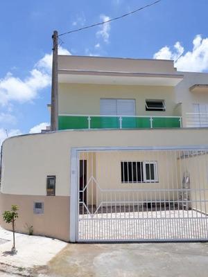 Sobrado Com 3 Dormitórios À Venda, 190 M² Por R$ 480.000 - Vila Nova Aparecida - Mogi Das Cruzes/sp - So0147