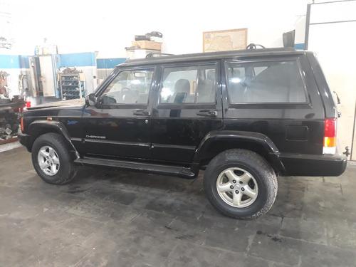 Jeep Cherokee Sport 4.0 4x4 6 Cilindros 1997