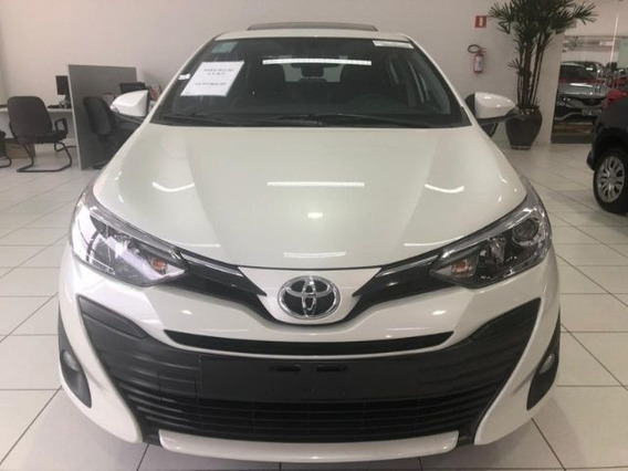 Toyota Yaris Xls 1.5 Cvt Automático Com Teto Solar