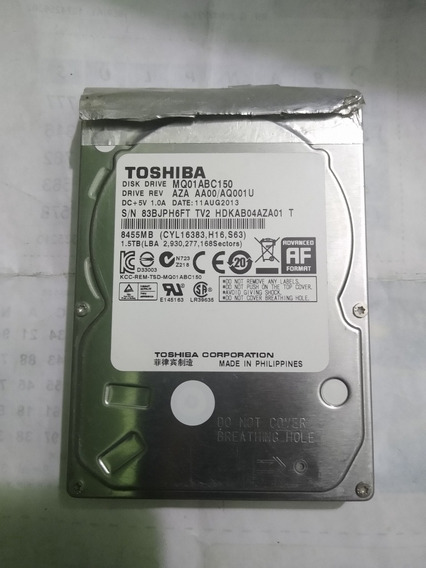 Disco Duro Laptop Sata Seagate 320gb 15v Original