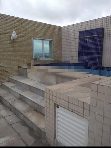 Imagem 1 de 2 de Cobertura 3 Suites 4 Vagas Mobiliado São Caetano Do Sul