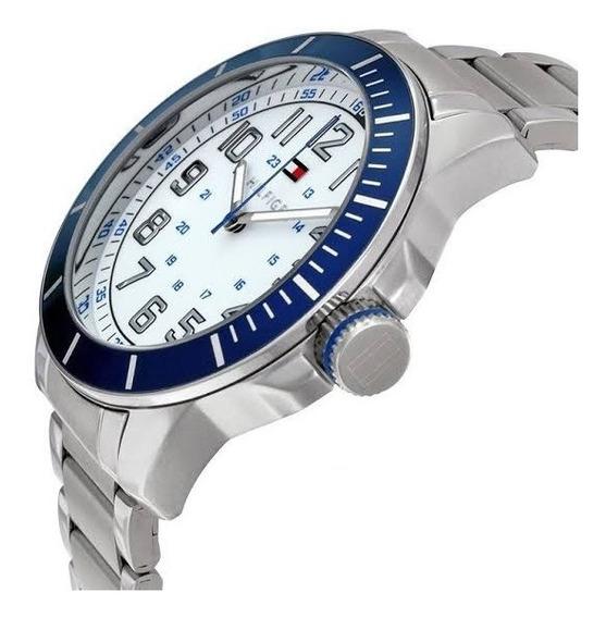 Relógio Tommy Hilfiger Masculino 1791068 - Original
