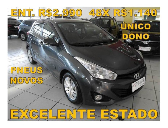 Hb20 1.6 Premium Aut * 2013 * Ent R$ 2.990 48x R$ 1.140 *