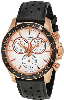 Reloj Tissot V8 T1064173603100 Cuero Cuarzo Original