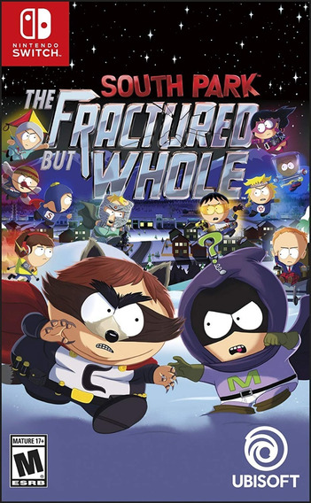South Park The Fractured But Whole Switch Fretegrátis Todobr