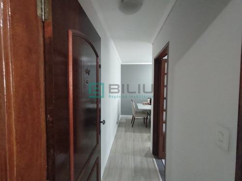 Imagem 1 de 15 de Apartamento Em Vila Carmosina  -  São Paulo - 304