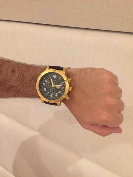 Promo: 2 Lindos Relógios De Pulso Pelo Preço De 1!