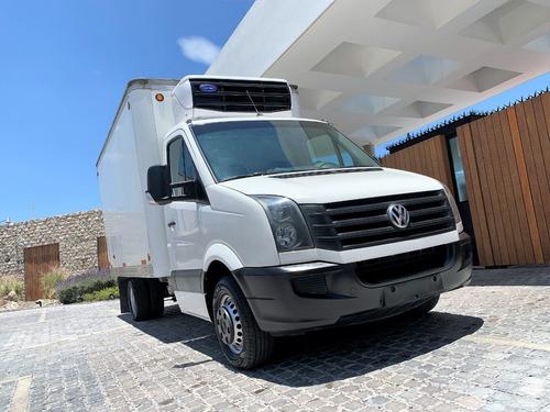 Imagen 1 de 15 de Volkswagen Crafter Refrigerada 5 Toneladas 2015