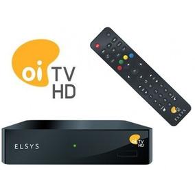 Receptro Oi Livre Receptor Digital Elsys Oi Tv Hd Oi Livre