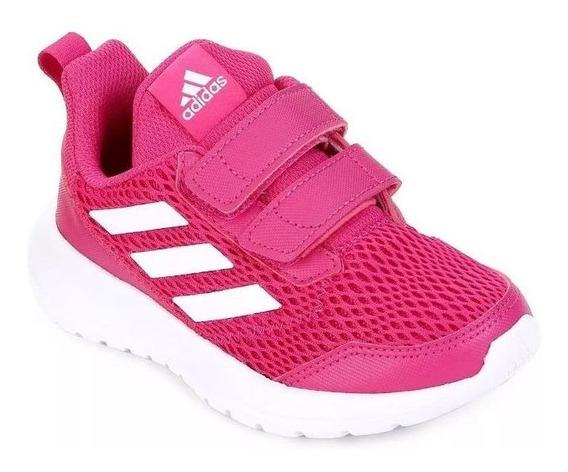 Tênis adidas Rosa Altarun Cf K Infantil Cg6895