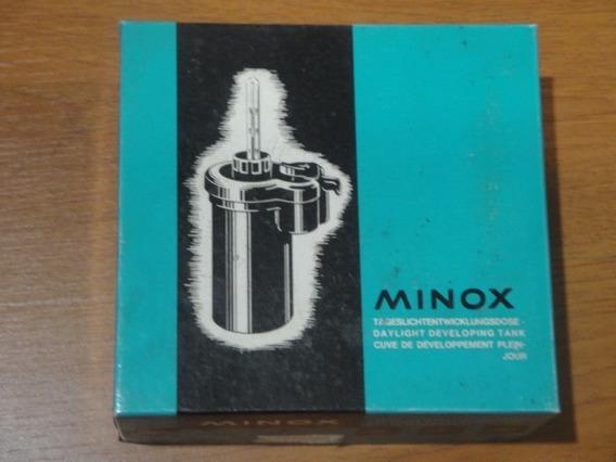 Tanque De Revelação Minox - Original
