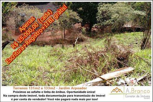 Imagem 1 de 8 de Terreno - Te00011 - 34599464