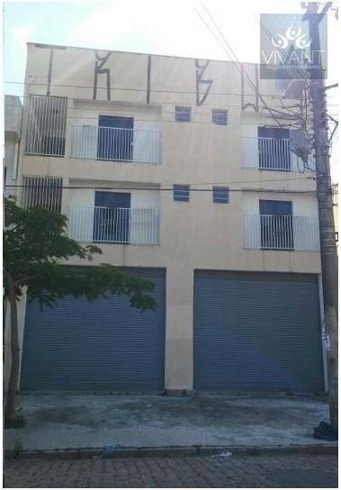 Apartamento Residencial Para Locação, Jundiapeba, Mogi Das Cruzes. - Ap0092