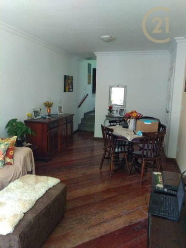 Imagem 1 de 19 de Sobrado Com 3 Dormitórios, 170 M² - Venda Por R$ 638.000,00 Ou Aluguel Por R$ 3.300,00/mês - Morumbi - São Paulo/sp - So3562