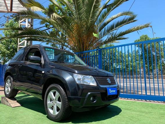 Suzuki Grand Vitara 2.4 Negro 2013 Crédito Y Financiamiento