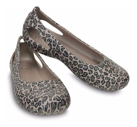 Chatitas Crocs Niña Talle 33 De Usa 5056