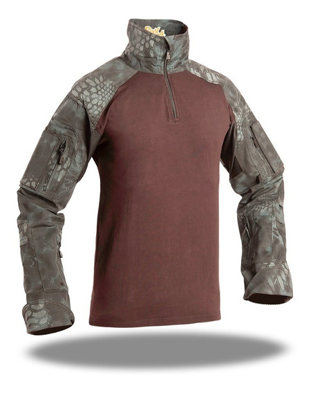 Camisa De Combate Eon R 6k Original De 707 Tactical Gear.