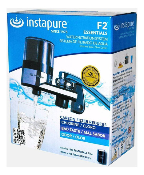 Filtro De Agua Instapure F2