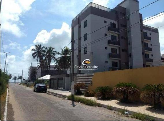 Apartamento Com 3 Dormitórios À Venda, 103 M² Por R$ 400.000 - Intermares - Cabedelo/pb - Ap2501
