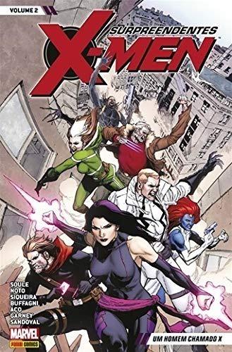 Surpreendentes X-men Volume 2 Panini Marvel Comics Lacrada