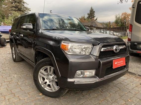 Toyota 4runner Limited 3 Corridas Asientos 4x4 2011
