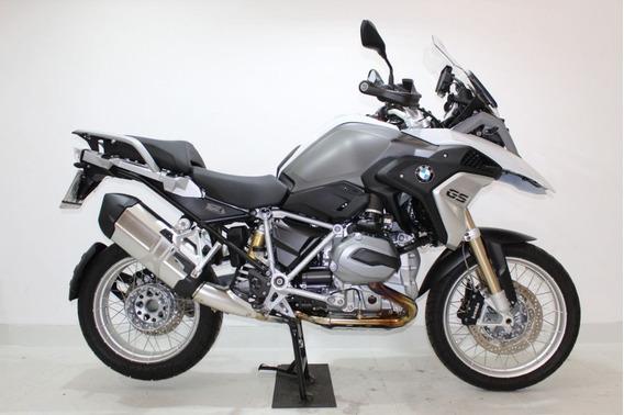 Bmw R 1200 Gs Premium 2018 Branca
